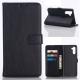 Plånboksfodral till Samsung Note 10 Svart