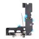 Flexkabel laddningskontakt med mik passar Iphone 7 Vit