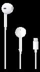 Apple Earpods hörlurar lightning original