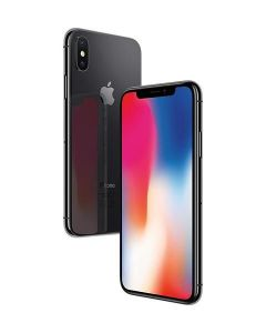 Begagnad iPhone X 256GB Svart Grade A