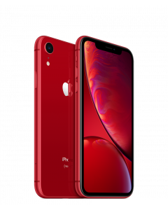 Begagnad iPhone XR 64GB Röd Grade B