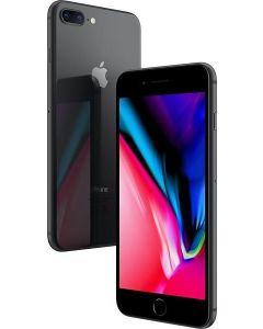 Begagnad iPhone 8 Plus 64GB Svart Grade A