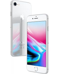 Begagnad iPhone 8 128GB Silver Grade B