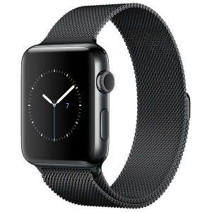 Apple Watch 2 Aluminium 42mm GPS Svart Grade A