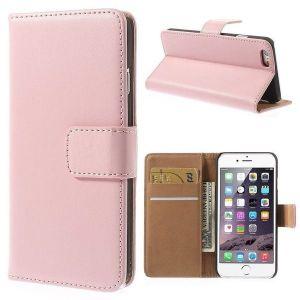 Plånboksfodral till iphone 6/6S Plus Rosa