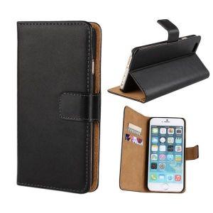 Plånboksfodral till iphone 6/6S Plus Svart