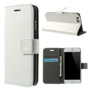 Plånboksfodral till iphone 6/6S Plus Vit