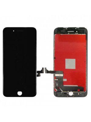Apple iPhone 8 Skärm LCD display Svart AAA Kvalité